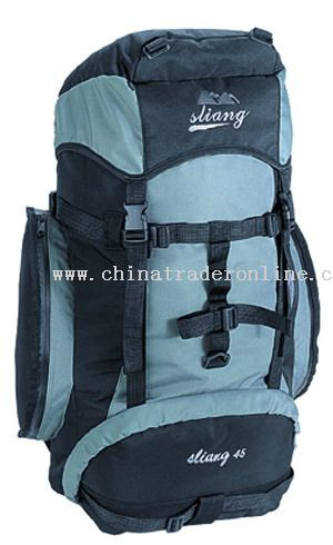 600*600D 1mm checked/pvc MOUNTAINEER BAGS