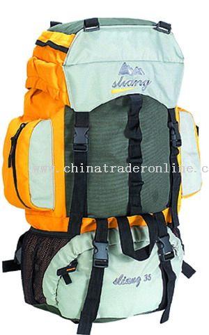 600*600D high density/ulelene MOUNTAINEER BAGS