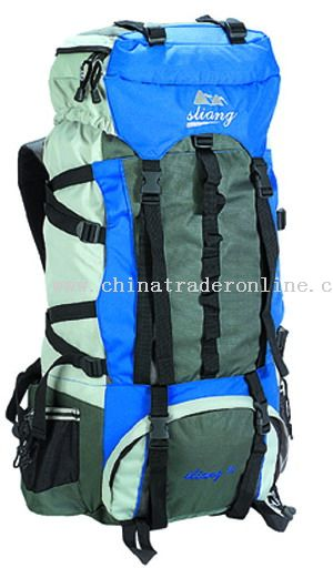600*600D high density/ulelene MOUNTAINEER BAGS from China