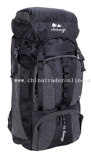 600D 5mm checked/ulenene MOUNTAINEER BAGS from China