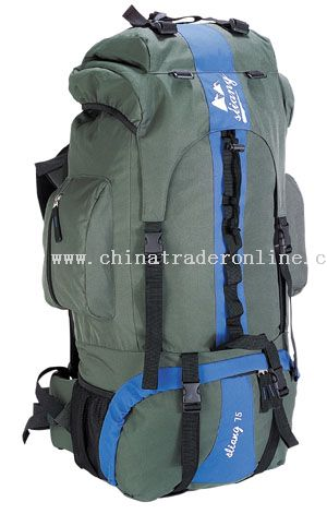 Oxford/PVC MOUNTAINEER BAGS