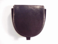 Leather or pvc coin purse from China