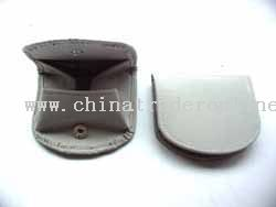 Micro fiber material coin purse from China