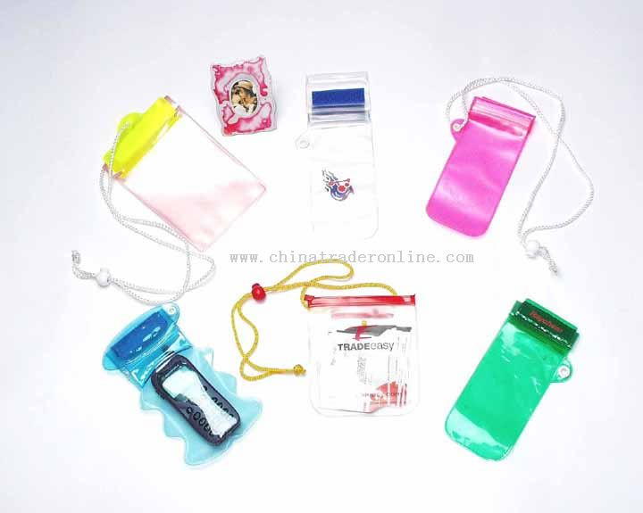 PVC Waterproof Telephone Bags