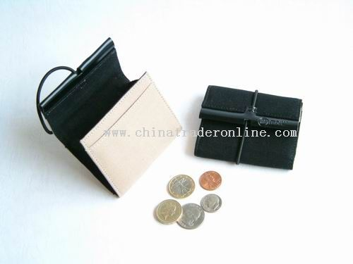 Sam collection coin pouch