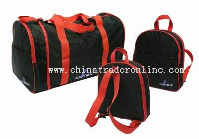 Foldable sport bag from China