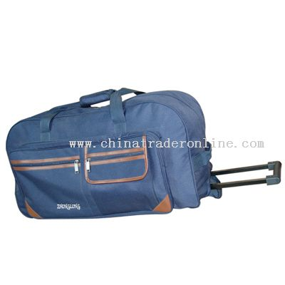 Travel bag from China