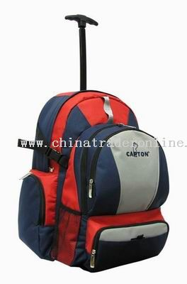 Trolley Backpack from China