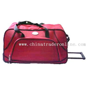Travel Abroad Bag