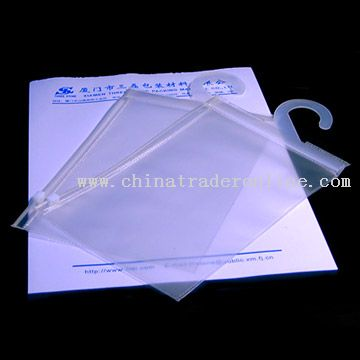 PVC Bag with Hanger from China