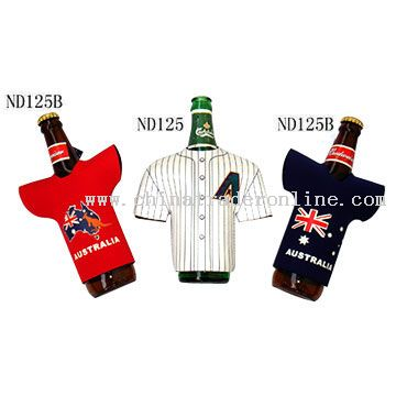 T-Shirt Bottle Cooler