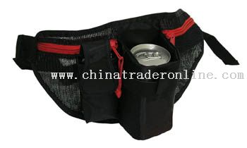 Waistbag with bottle holder from China