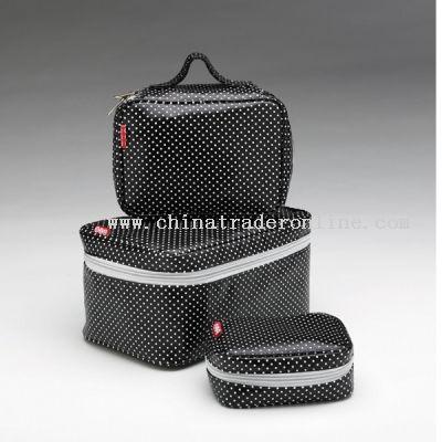 Cosmetic Bags sets,Mesh Cosmetic Bags,cosmetic bags China wholesale