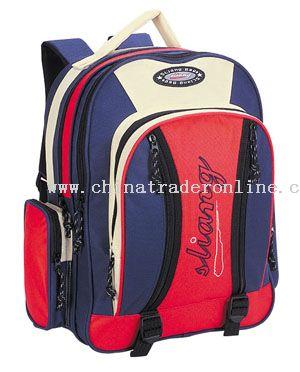 600*300D/PVC School Bag