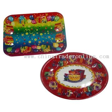 Birthday Trays