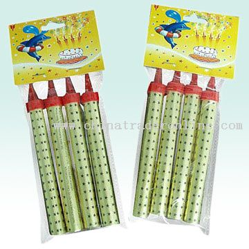 Cake Firework Candle from China