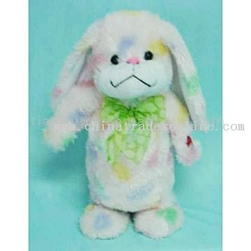 Plush Toy (Singing & Jumping Bunny)