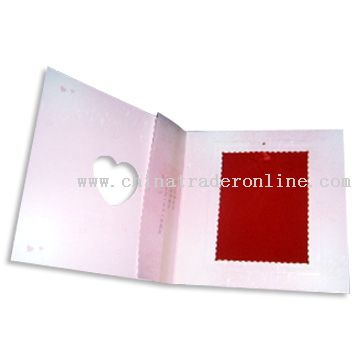 Recordable Greeting Card Model No.:CTO2133