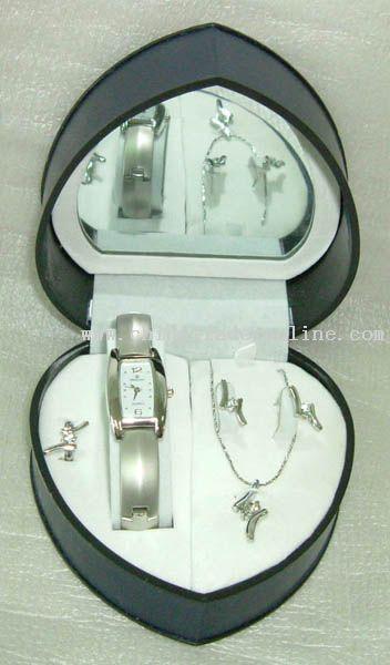 Watch Jewelry Gifts Set