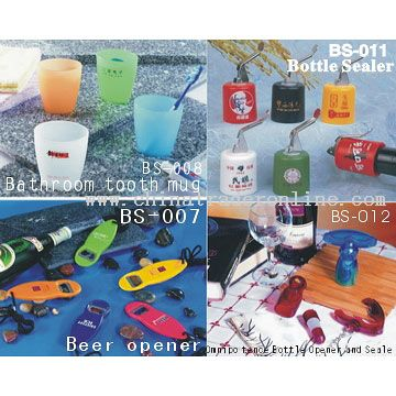 Bottle Sealers and Openers