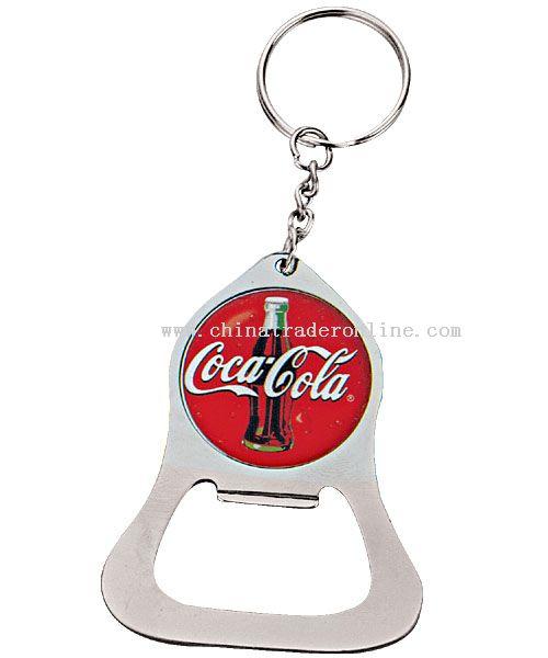 Keychain Coherer Bottle Opener