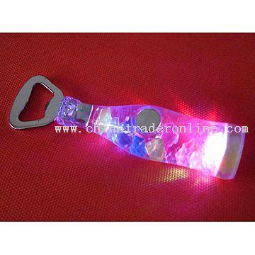Flashing Bottle Opener