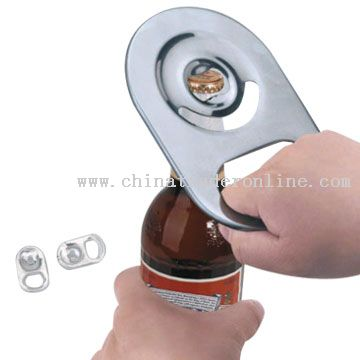 Giant Can Tab Top Style Bottle Opener