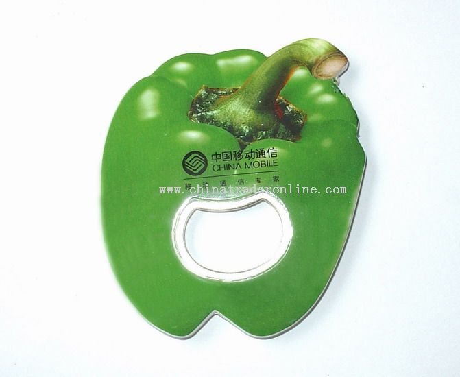 Apple Shape Bottle Opener