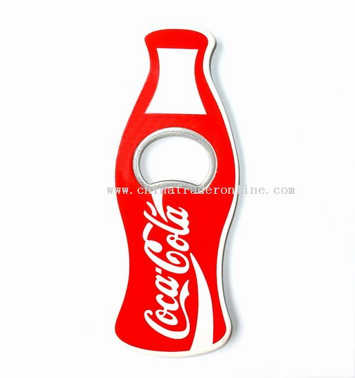 Coca Cola Bottle Shape Bottle Opener