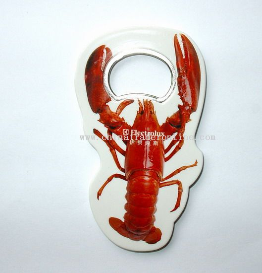 Crab Shape Bottle Opener