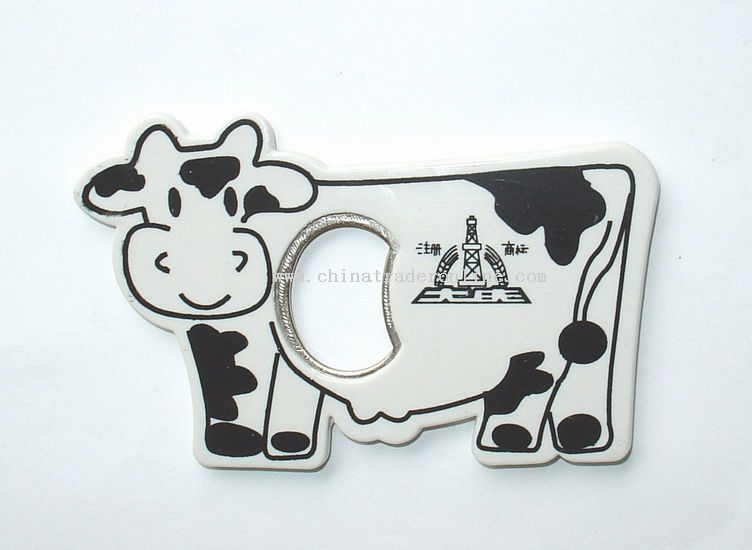 Milch Cow Shape Bottle Opener