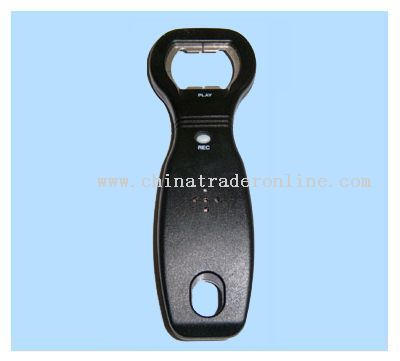 wholesale voice recordable bottle opener buy discount voice recordable bottle opener made in. Black Bedroom Furniture Sets. Home Design Ideas