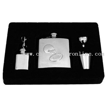 Flask Gift Box