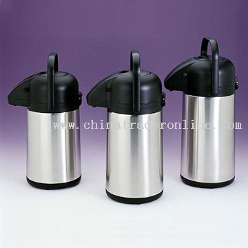 Air Pump Pot