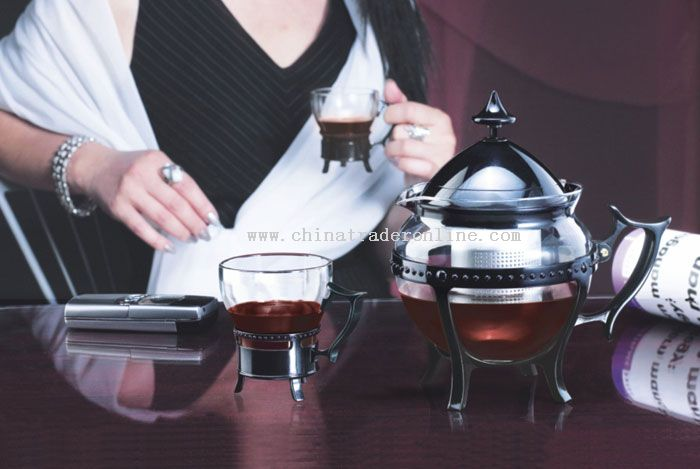 Apollo tea & coffee set