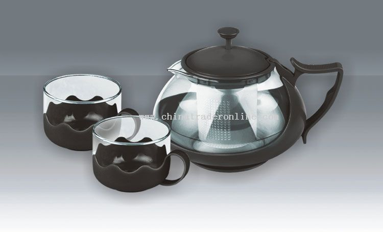 UFO tea & coffee set