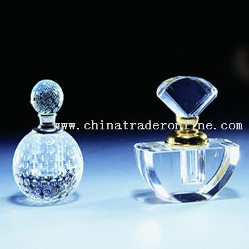 Crystal Perfume Bottles from China