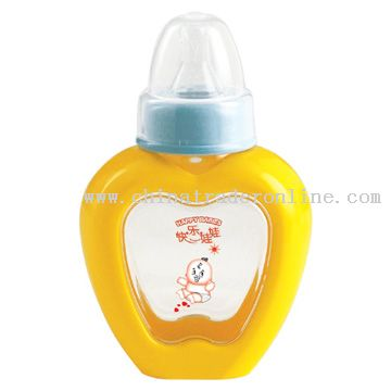Apple Type Feeding Bottle