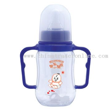 Small Feeding Bottle With Handle