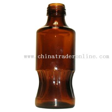 150ml Brown Glass Bottle