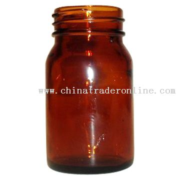 60ml Brown Glass Bottle