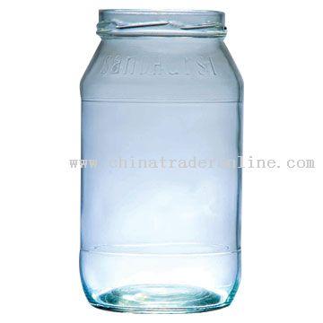 Screw-Top Jar