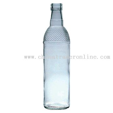 Textured Neck Bottle
