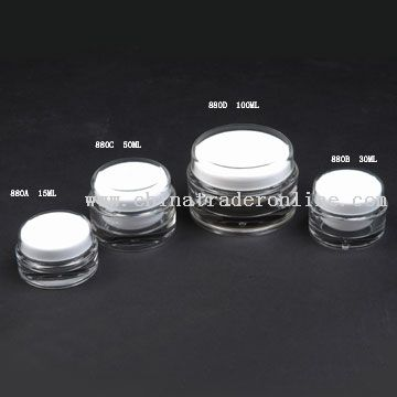 Cosmetic Jar from China