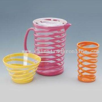 Spiral Water Pot