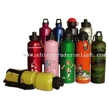 Aluminum Sports Bottle