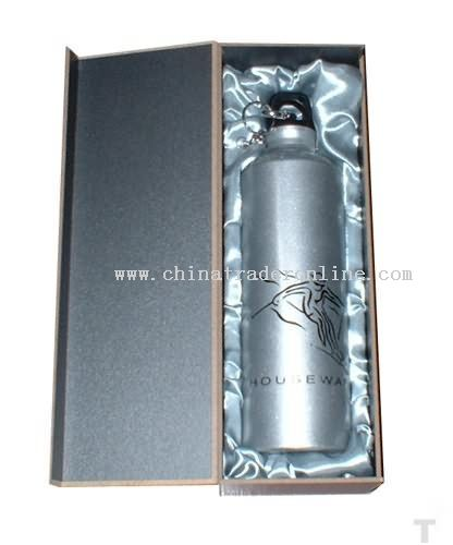 alumnium sports bottle