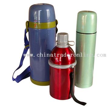 Coated Bottles (OEM Service)
