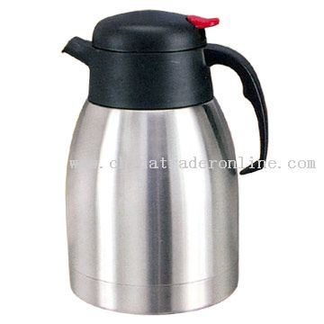 Steel Coffee Pot