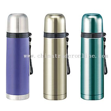 Bullet Shape Vacuum Flasks